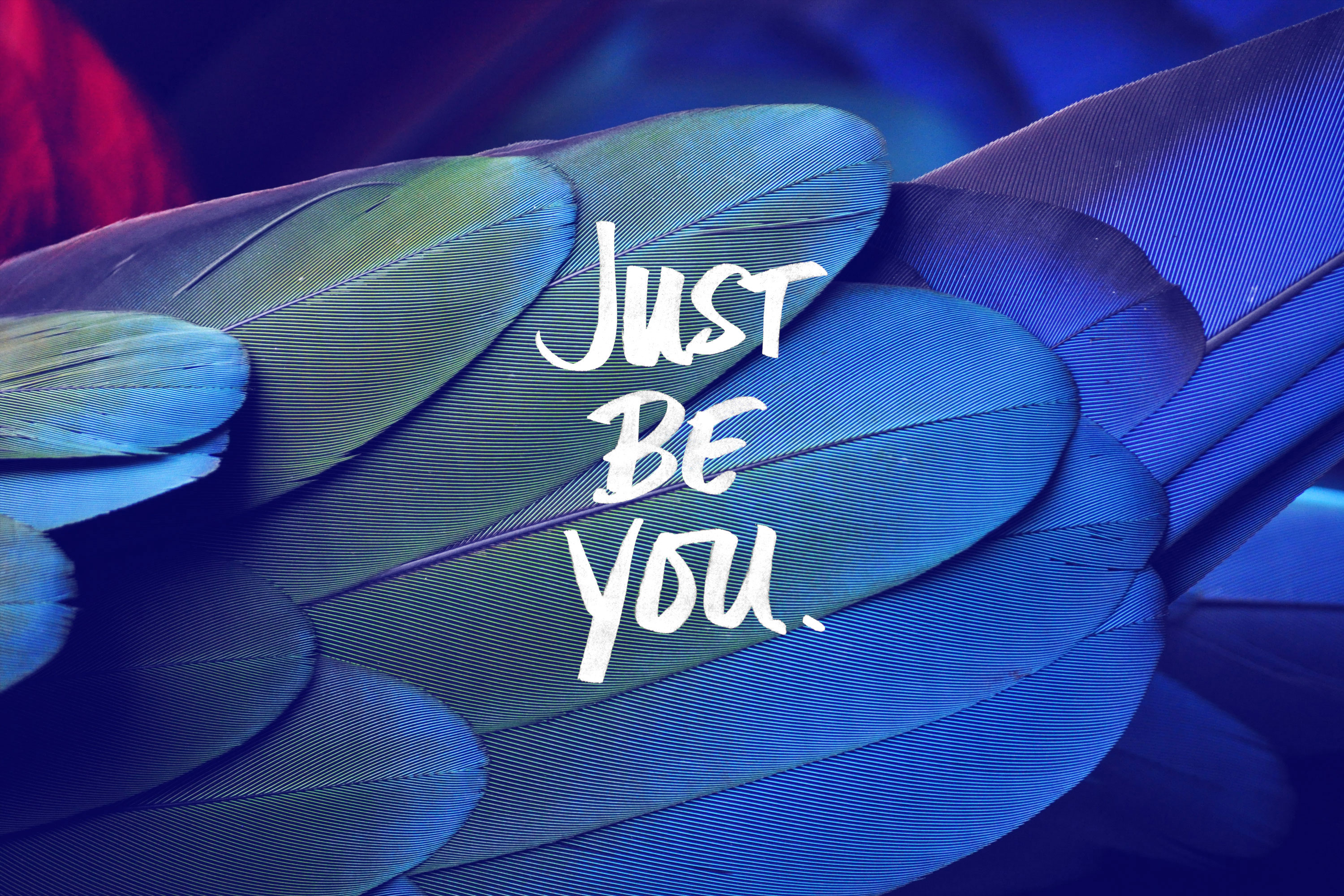 Image result for just be you